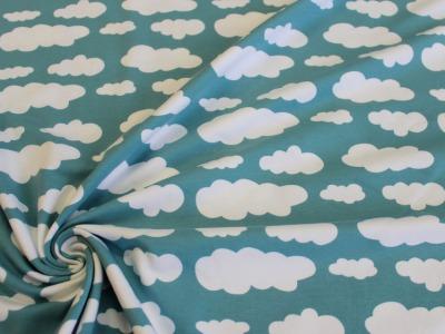 Jersey Wolken Swafing Verena mint