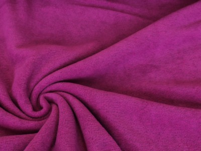 Fleece fuchsia