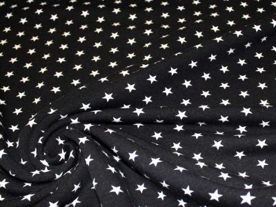 Sweat Sterne Swafing schwarz weiß