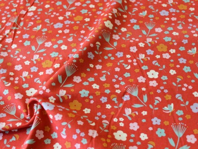 Baumwolle birch fabrics YAY DAY Patchworkstoff