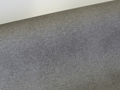 Beschichtete Baumwolle grau- braun