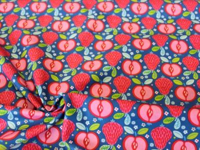 Baumwolle Äpfel und Birnen