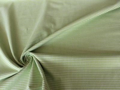 Vichykaro 2mm grün weiß
