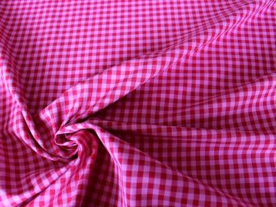 Vichykaro 5mm rosa rot
