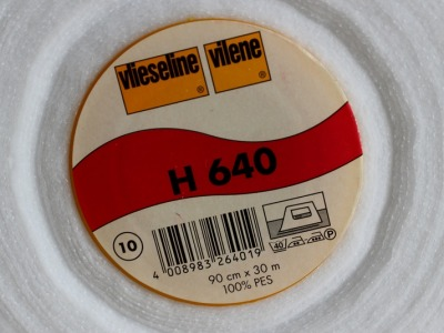 aufbuegelbares Volumenvlies H640 Freudenberg