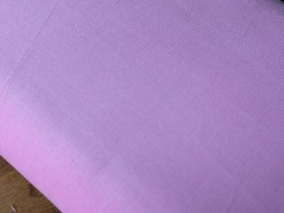 Babycord uni Feincord rosa