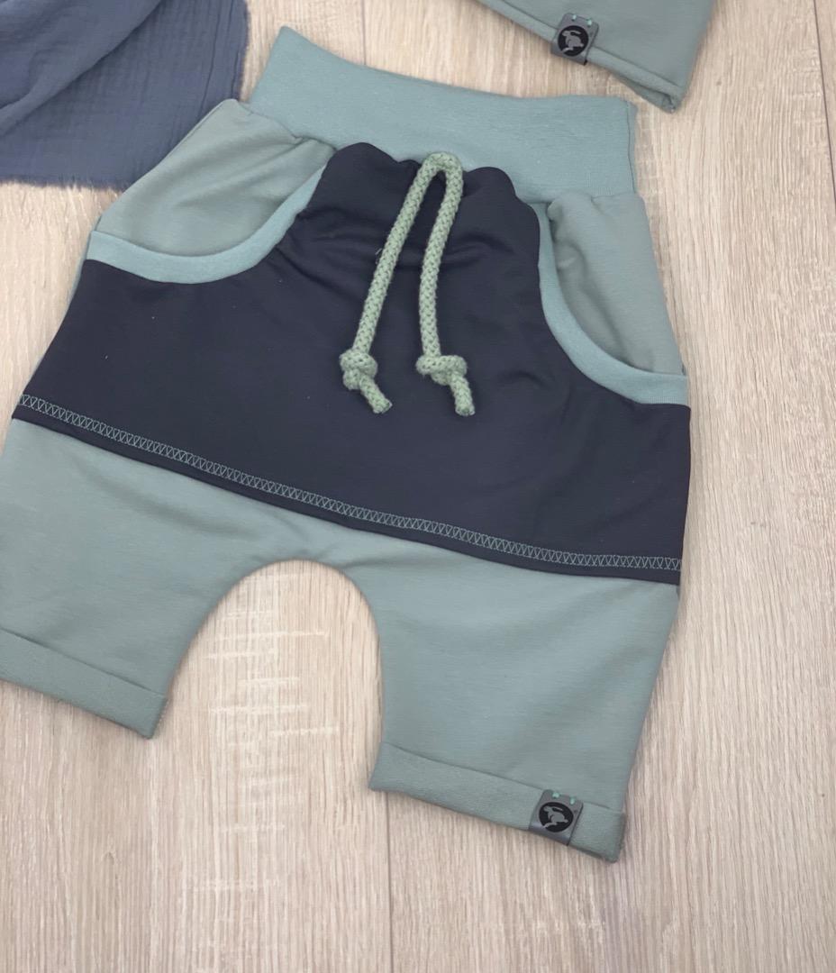 Coole Shorts mit tasche Zajaz 3