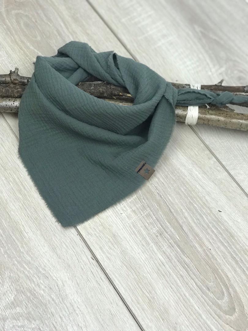 Musselintuch Khaki Zajaz - 1