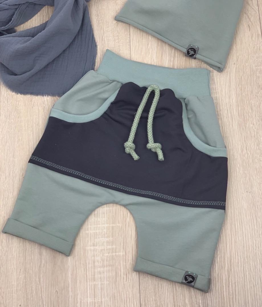 Coole Shorts mit tasche Zajaz 2