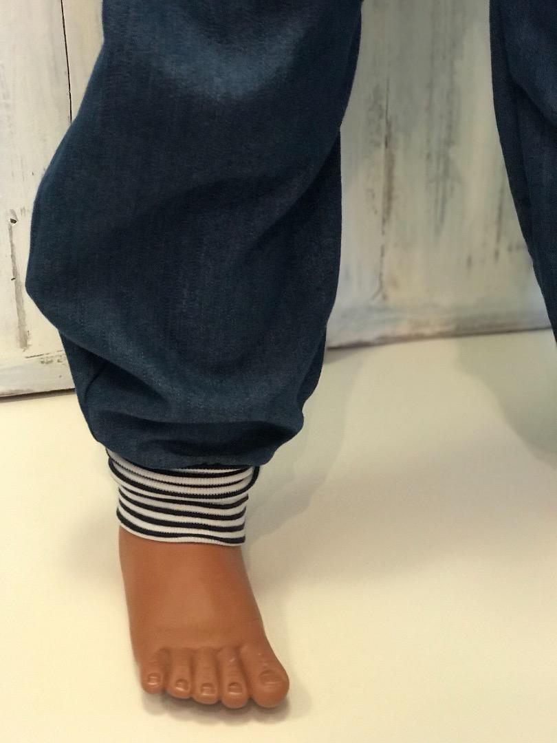 Jeans mit Tasche Zajaz 4