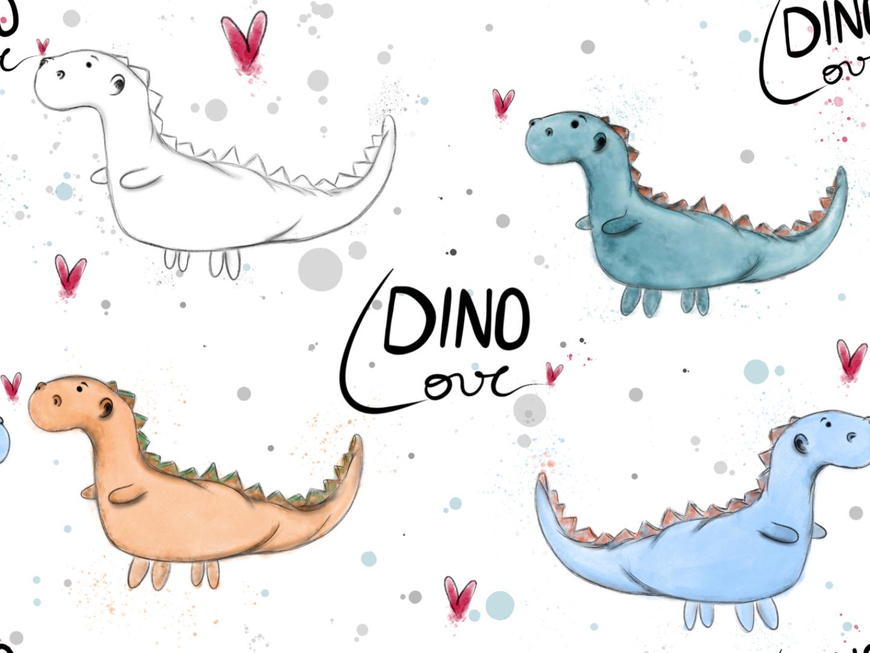 VORBESTELLUNG Dino Love
