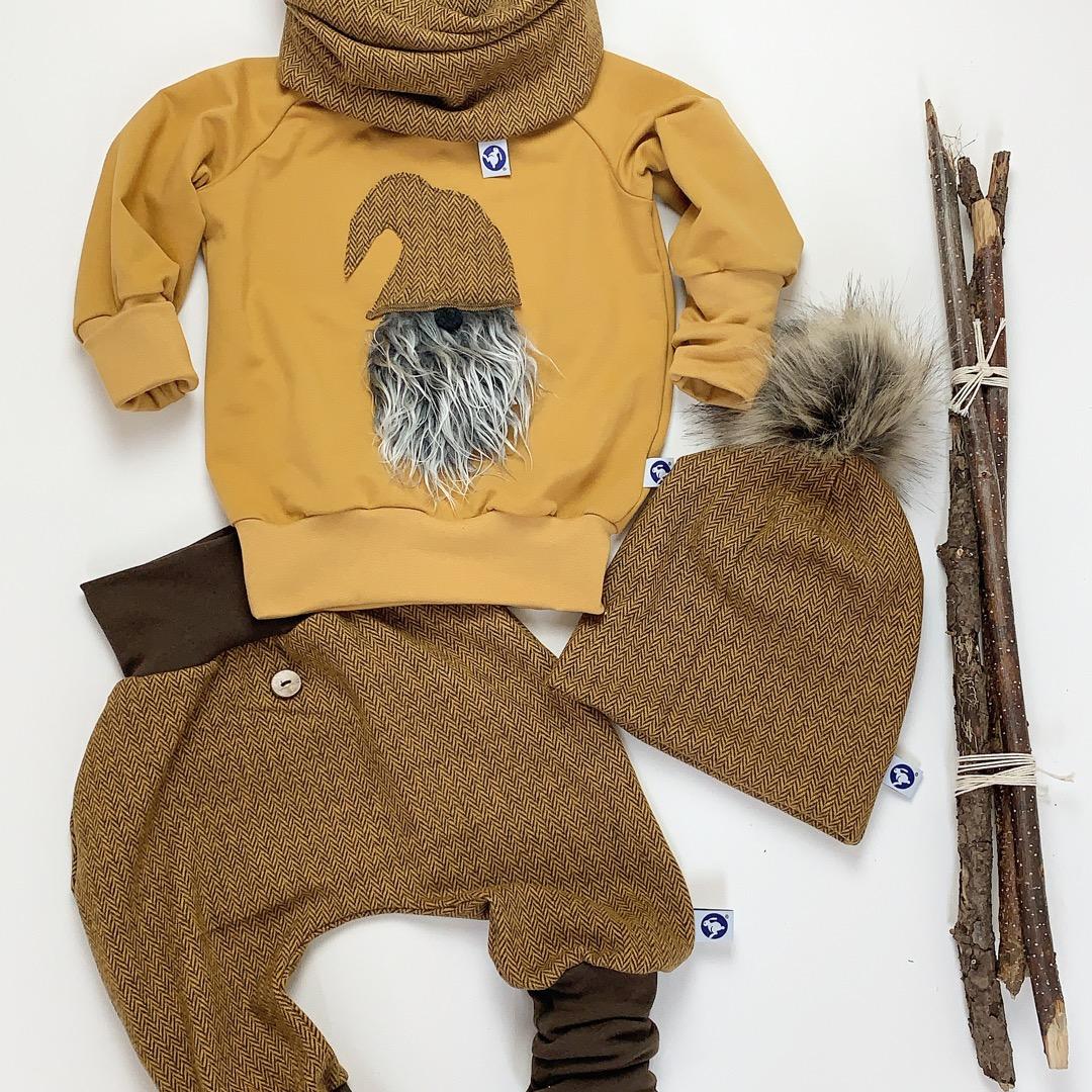 Pullover Wichtel Wunschfarbe