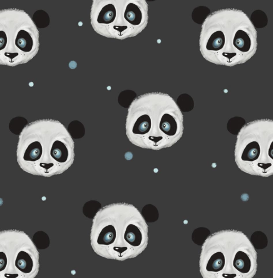 EP Panda Anthrazit