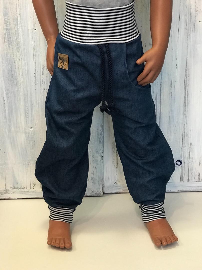 Jeans mit Tasche Zajaz
