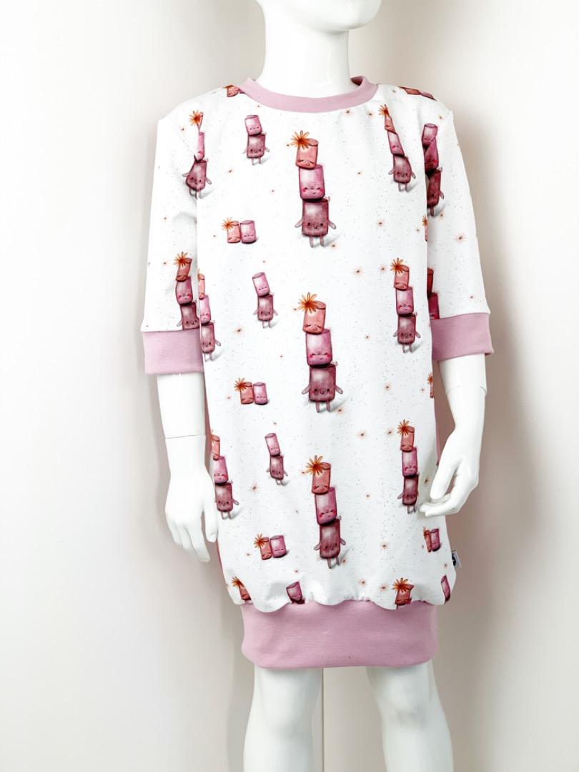 Kleidchen Marshmallow Love