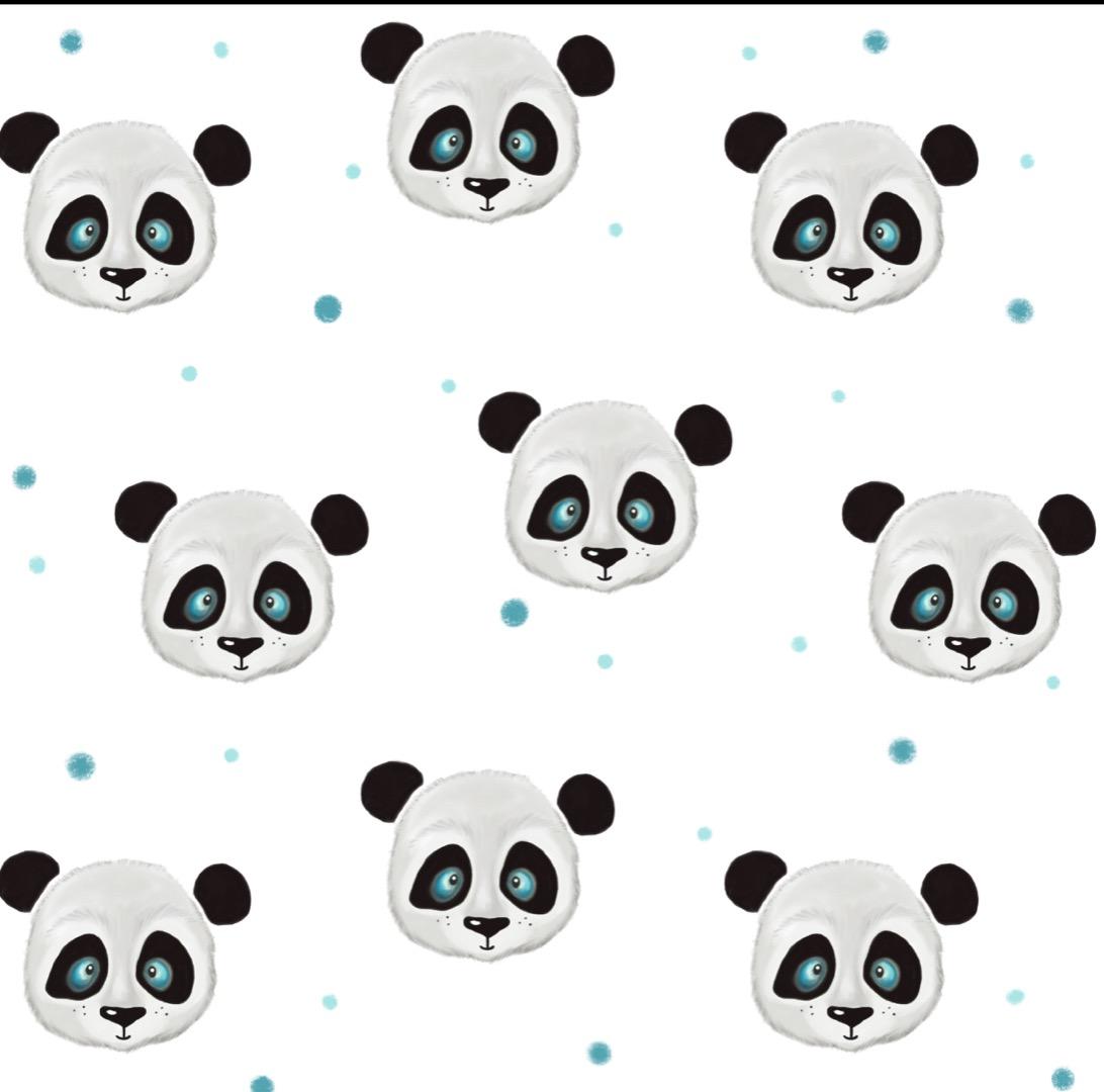EP Panda weiss