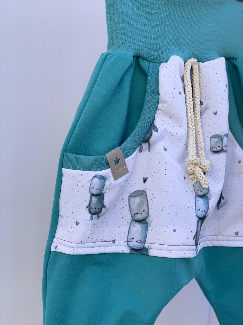 Shorts mit süsse Tasche 2