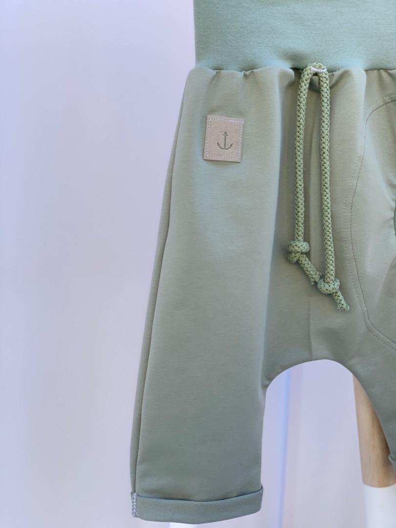 Shorts mit süsse Tasche 3