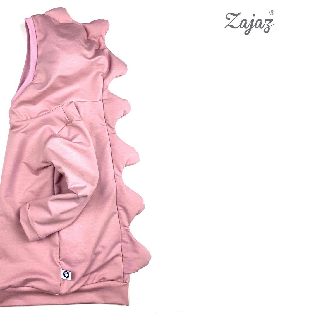 Pullover Drache in Altrosa Zajaz