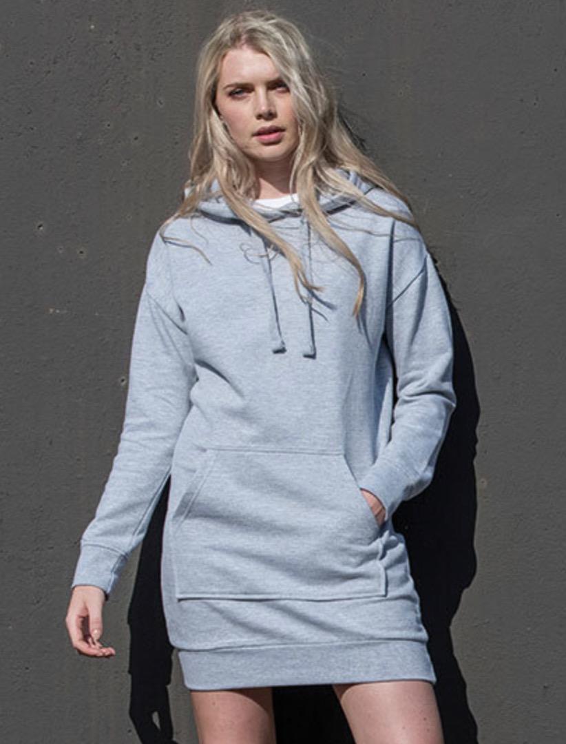 Hoodie -Kleid 2