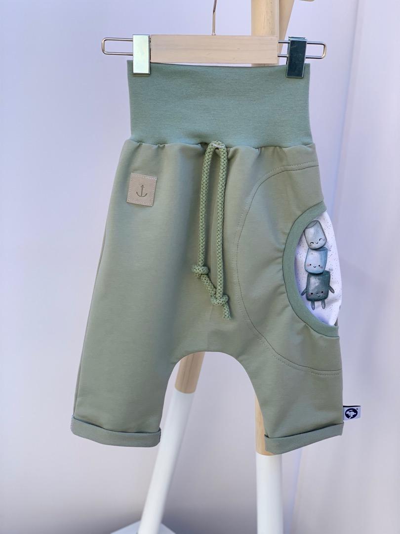 Shorts mit süsse Tasche 4