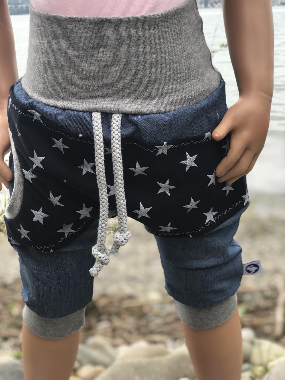 Shorts Sterne Zajaz 3