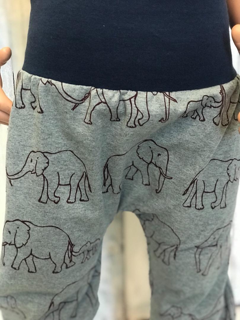 BIO Pumphose Elefanten Zajaz 2