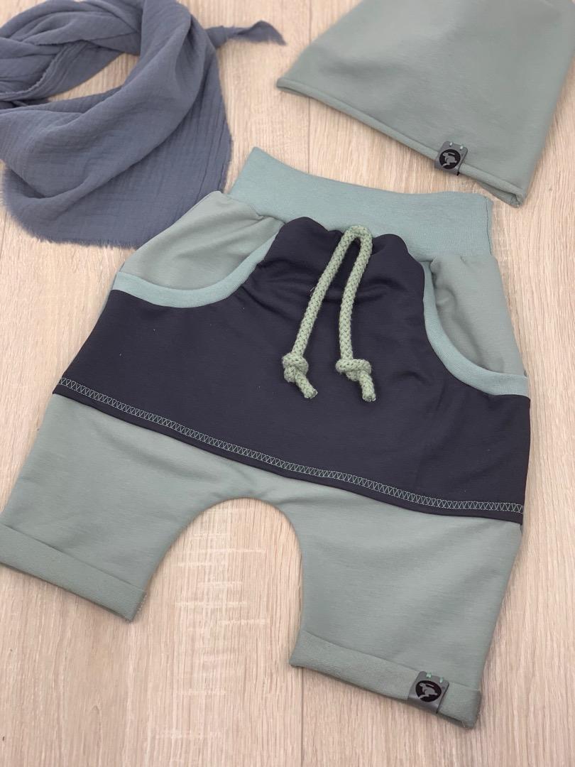 Coole Shorts mit tasche Zajaz 4