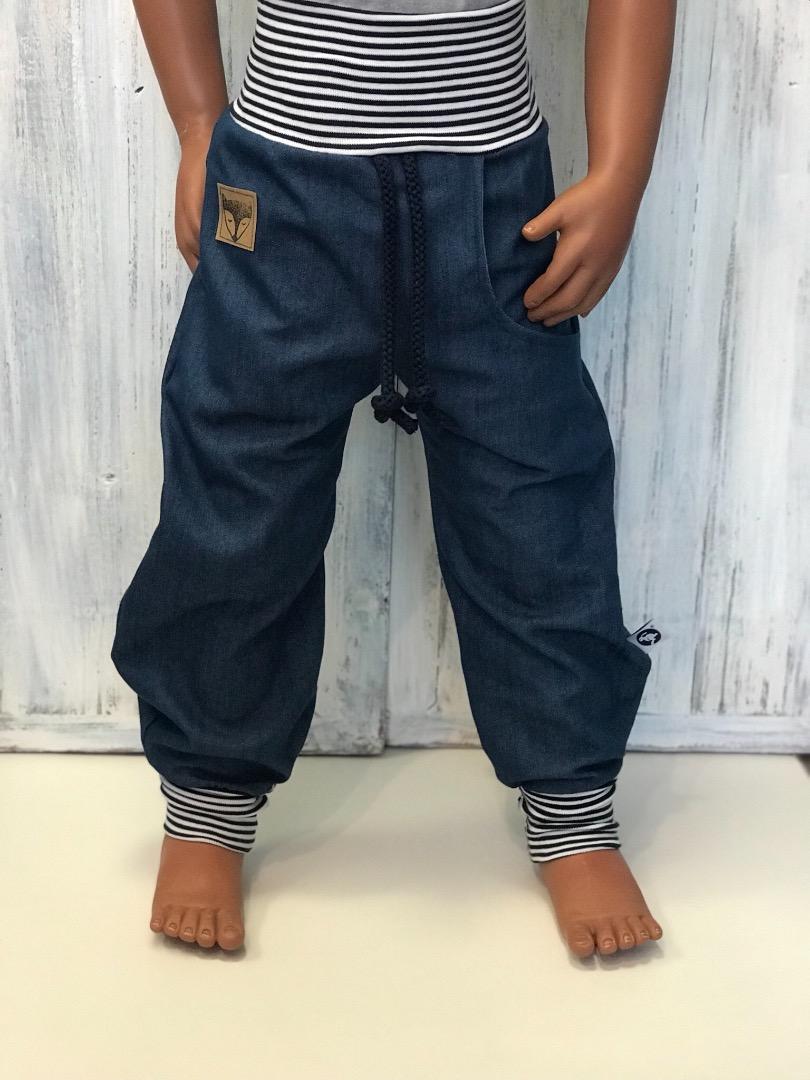 Jeans mit Tasche Zajaz 5