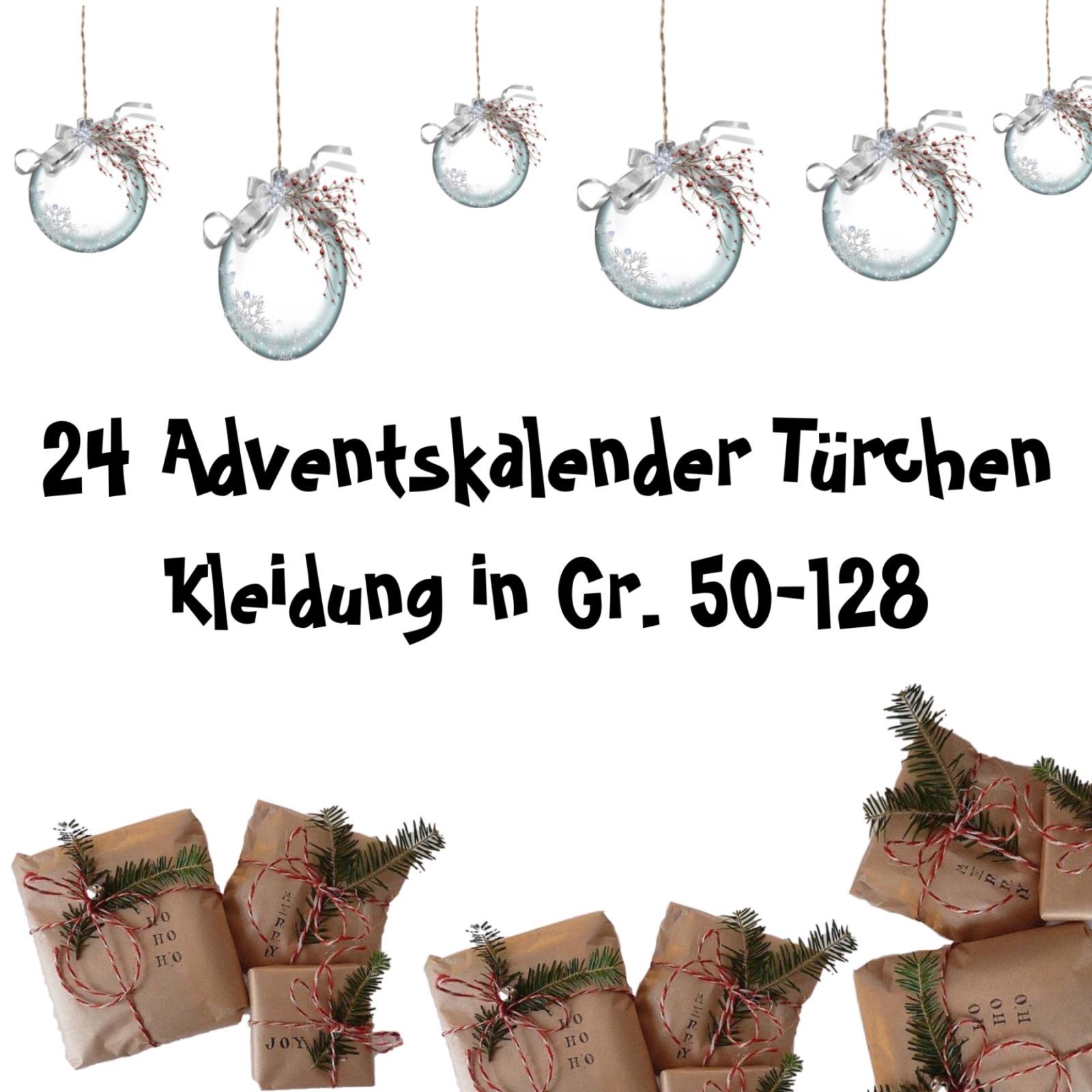 ein Türchen in unserem Kidfittery Adventskalender