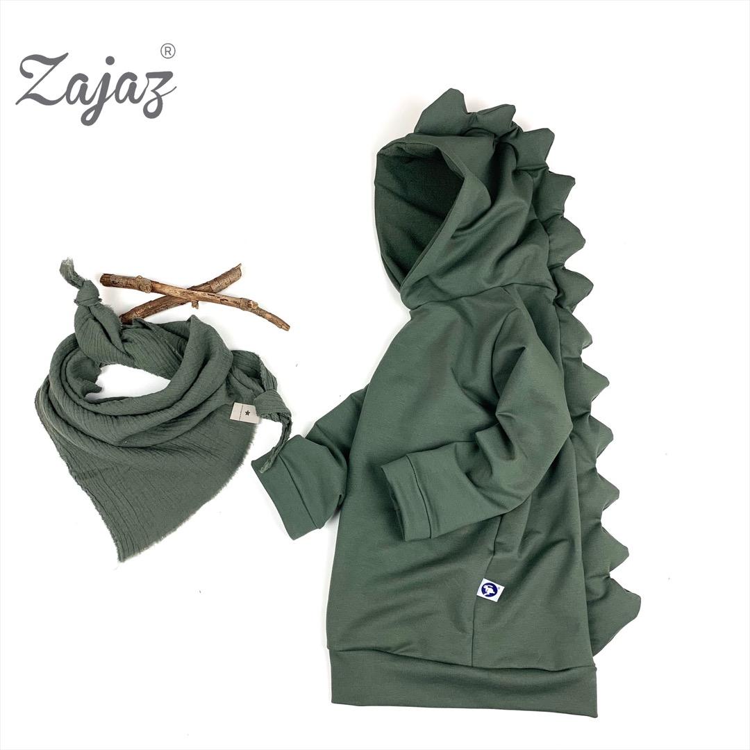 Pullover Drache in Wunschfarbe Zajaz
