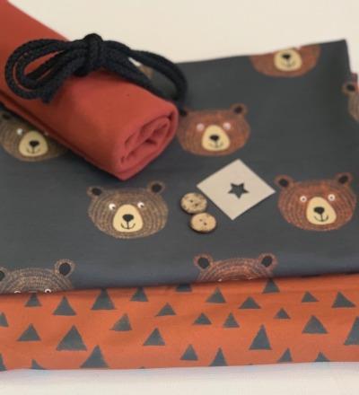 DIY Paket Bär Rost