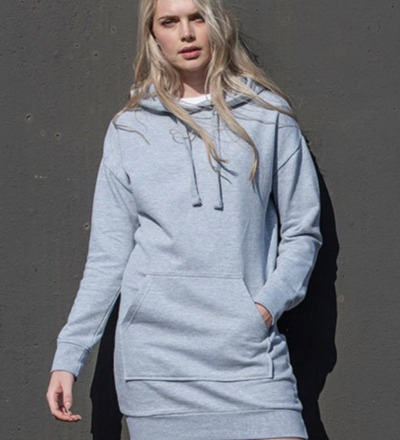 Hoodie -Kleid