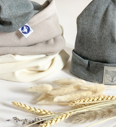Set mister Fox Beanie und Loop