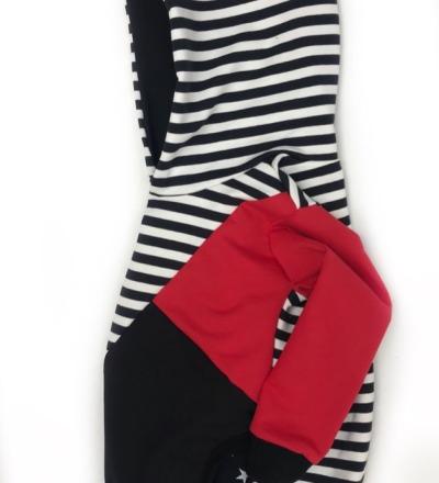 Pullover Stripes Zajaz Zajaz -einzigartige