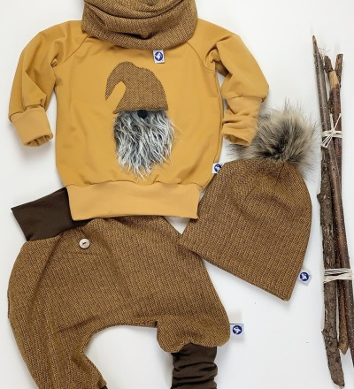 Pullover Wichtel Wunschfarbe Zajaz