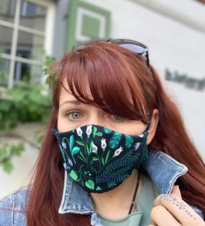 Mund-und Nase Maske für Erwachsenen