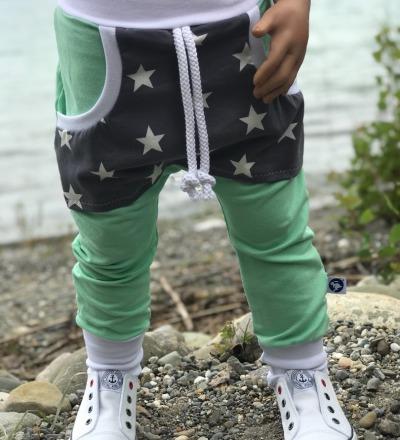 Pumphose mit Sternen-Tasche Zajaz Zajaz