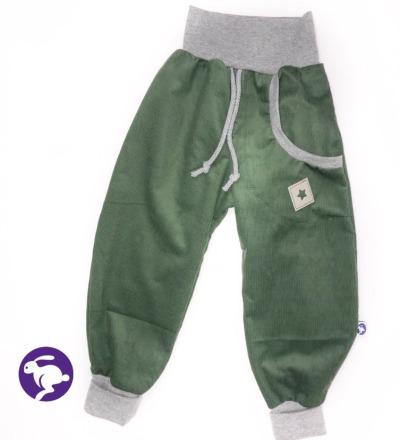Cordhose mit Tasche Zajaz - Zajaz -einzigartige Kindermode