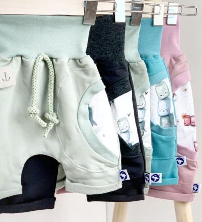 Hose mit coole Tasche