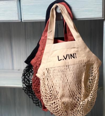 LVIN Netz-Tasche