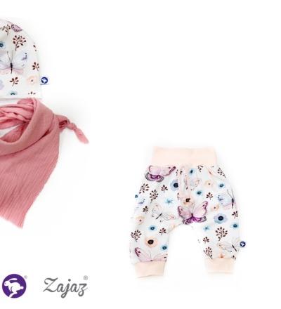 Shorts mit Schmetterlingen Zajaz - Zajaz -einzigartige Kindermode