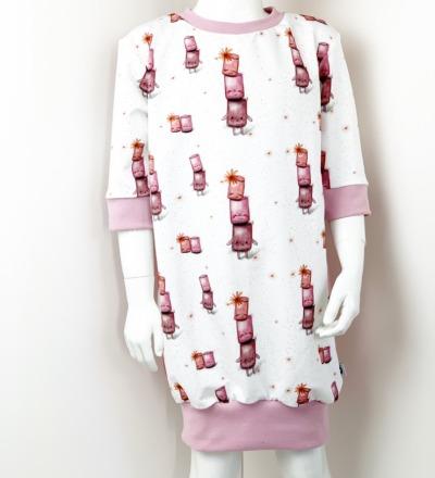 Kleidchen Marshmallow Love Zajaz -einzigartige