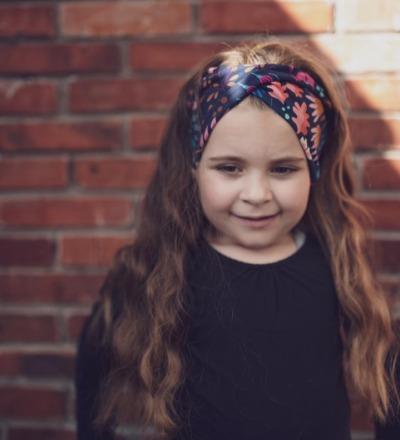 Haarband Flowers