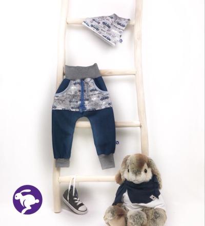 Jeans mit Tasche Zajaz - Zajaz -einzigartige Kindermode