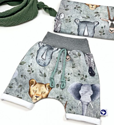 Sommer Short Safari