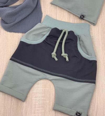 Coole Shorts mit tasche Zajaz - Zajaz -einzigartige Kindermode