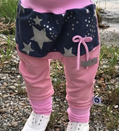 Pumphose Zajaz BIO - Zajaz -einzigartige Kindermode