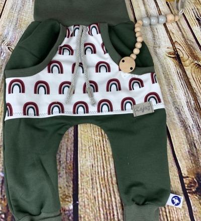 Pumphose mit Anker-Tasche Zajaz Zajaz