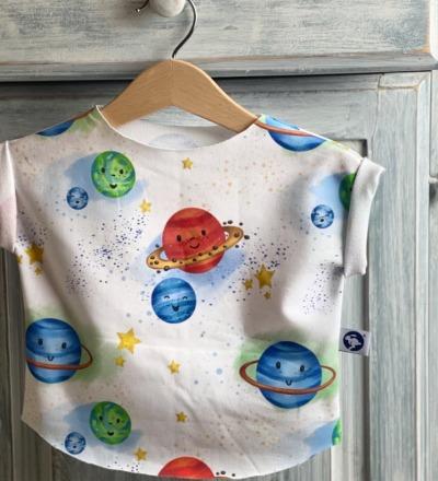 Cooles T-Shirt Zajaz PLANETEN Zajaz -einzigartige